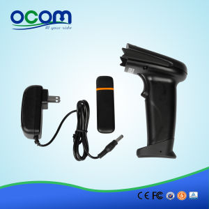 Ocbs-W600 2.4G/Bluetooth 1d Wireless Barcode Scanner pictures & photos