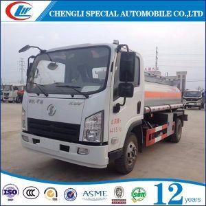 JAC 4*2 2000L Mobile Fuel Tank Truck pictures & photos