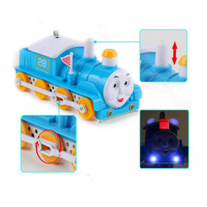 Various Customized Plastic Electric Car Toy with Flash pictures & photos