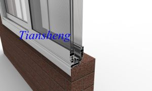 Customized High Quality Glass Window Aluminum Sliding Window pictures & photos