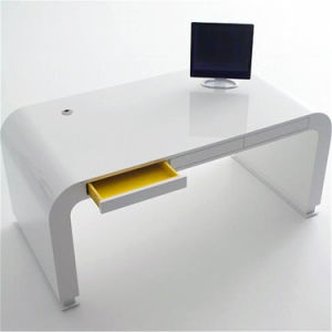 Solid Surface Simple Design Office Furniture Office Desk pictures & photos