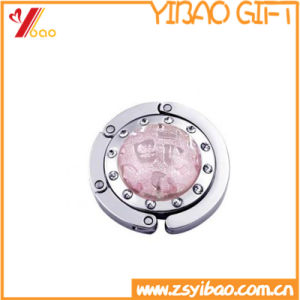 Round Purse Bag Hanger in Alloy Material pictures & photos