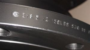 ASTM A105 B16.5 Forged Flange Carbon Steel Slip on Flange pictures & photos
