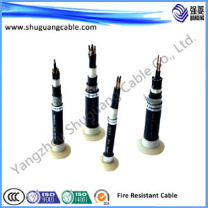 Medium Voltage XLPE Insulated PVC Sheathed Screened Armored Underground Power Cable pictures & photos