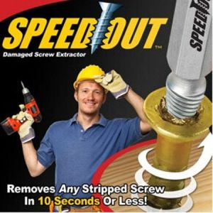 Speed out, Damaged Screw Extractor, Screwdriver pictures & photos