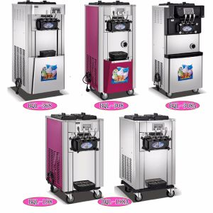 Cheering 304 Stainless Steel Bakery Shop Soft Ice Cream Machine pictures & photos