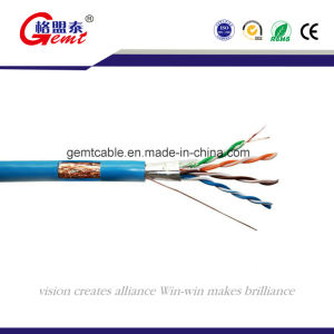 Double Shielding UTP Cat5 LAN Wire pictures & photos