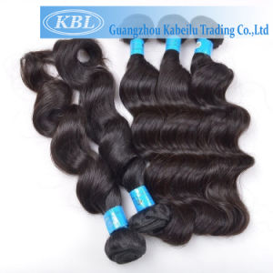 Unprocessed Brazilian 100% Virgin Human Hair Extensions pictures & photos