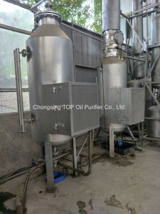 Used Black Motor Oil Recycling Distillation Unit pictures & photos