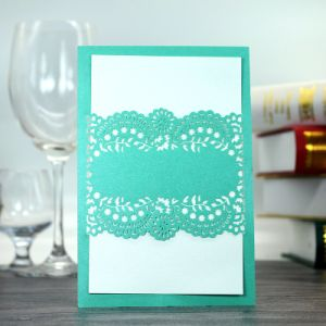 Best Quality New Design Greeting Card Custom Invitation Card pictures & photos