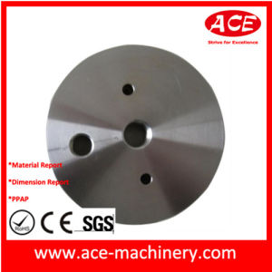 CNC Machining of Aluminum Washer pictures & photos