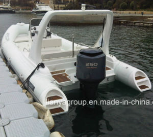 Liya 5.2-8.3meter China Military Rib Boats for Sale pictures & photos