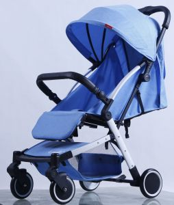 New Design Luxury Fold Baby Strollers with European Standard pictures & photos