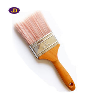 China Long Wooden Handle Paint Brush pictures & photos