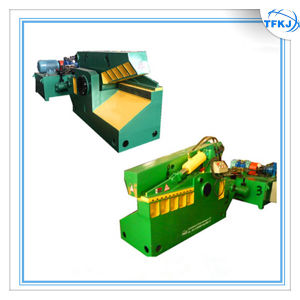 hydraulic Recycle Aluminum Briquetting Press pictures & photos