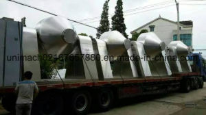 Double Cone Rotary Vacuum Dryer pictures & photos