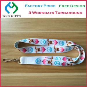 Double Hook Sublimation Fashion a⪞ ⪞ Essory Lanyard Belt (KSD-1140) pictures & photos