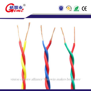 Fire Resistance Twisted Pair Cable Electric Cable pictures & photos