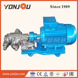 Yonjou Waste Oil Gear Pump pictures & photos