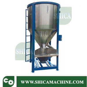 Plastic Material Vertical Mixer with Heater pictures & photos
