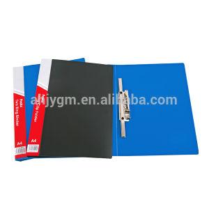 A4 Solid Color Long Clip File Folder pictures & photos