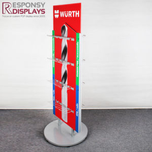 Bespoke Permanent Metal Display Rack for Drill or Other Tools pictures & photos