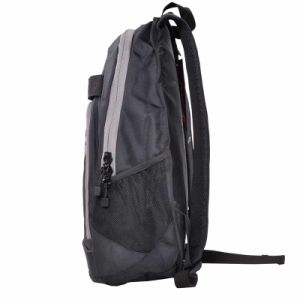 Polyester Leisure Outdoor Sports Book Dayback Black Boys Backpack pictures & photos