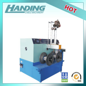 Cross Reticulated Double Coiling Machine pictures & photos