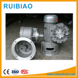 Construction Hoist Reducer Worm and Gear Gearbox pictures & photos