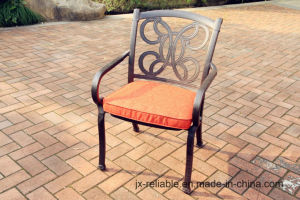 Garden Designs Stationary Chair Aluminum Furniture pictures & photos