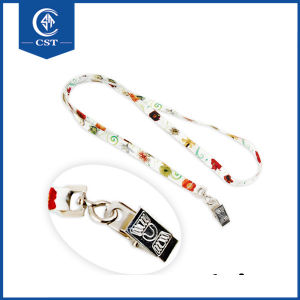 Fashion Customized Exhibition Eco-Friendly Supreme Lanyard pictures & photos