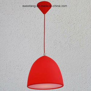 Zhongshan Supply Decorative Aluminium Pendant Lamp with Six Colors pictures & photos