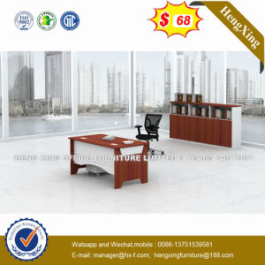 Competitive Price Wooden Computer Modern Office Table (HX-CRV015) pictures & photos