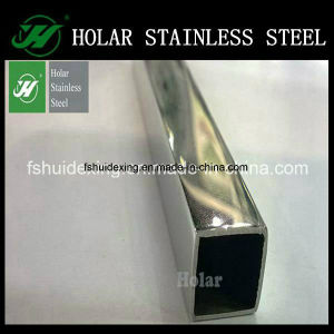 304 Square Stainless Steel Balustrade Handrail Pipe pictures & photos