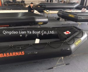 Liya 2m to 6.5m Rescue Boat Work Boat Lifeboats Sale pictures & photos