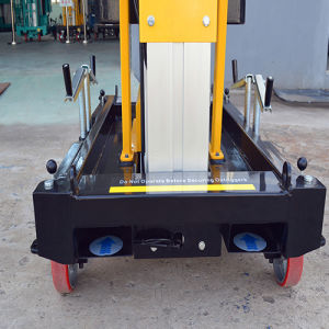 10m Mobile Aerial Work Platform with Ce & ISO9001 pictures & photos