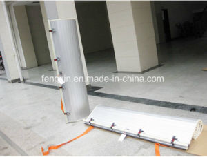 Aluminium Security Silver Roller Shutter for Special Vehicles pictures & photos