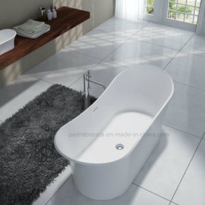 New Material Acrylic Resin Solid Surface Stone Bathtub (PB1020N) pictures & photos