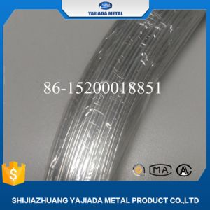 14 Gauge Electro Galvanized Steel Wire pictures & photos