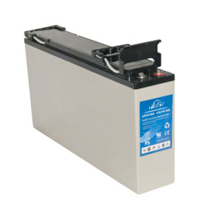 Ce Approved 12V 150ah Deep Cycle Battery with Front Terminal pictures & photos
