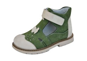 Pes Planus Orthopedic Shoes for Girls Arch Support pictures & photos