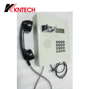Auto-Dial Telehpones Service Telephone with Keypad Knzd-27 Kntech pictures & photos