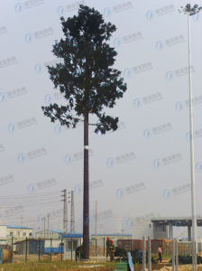 Durable Telecom Camouflaged Bionic Telescopic Pole pictures & photos