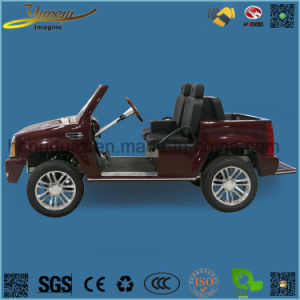 4WD 4 Seats Electric Golf Car pictures & photos