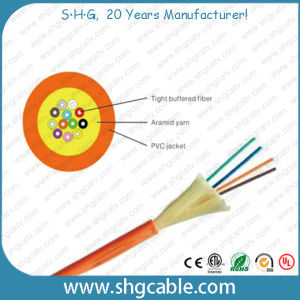 2-12 Fibers Multi Purpose Distribution Fiber Optic Cable pictures & photos