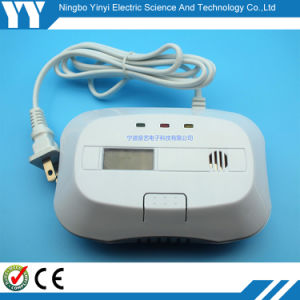 Factory Price Flashers Sound Alarm 9V Battery Operate Wireless Smoke and Heat Detector pictures & photos