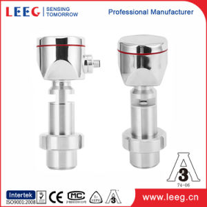 Sanitary Diaphragm Seal Flange 4-20mA Micro Differential Pressure Transmitter pictures & photos