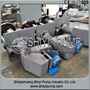 Rubber Lined Mining Centrifugal Vertical Slurry Sump Pump pictures & photos