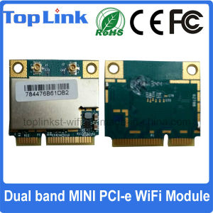 Broadcom 43228 Chipset 300Mbps Dual Band Good Quality Mini Pcie High Speed Wireless WiFi Module pictures & photos