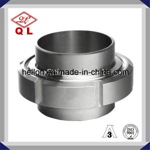 High Quality Sanitary Stainless Steel Union Pipe Fitting pictures & photos